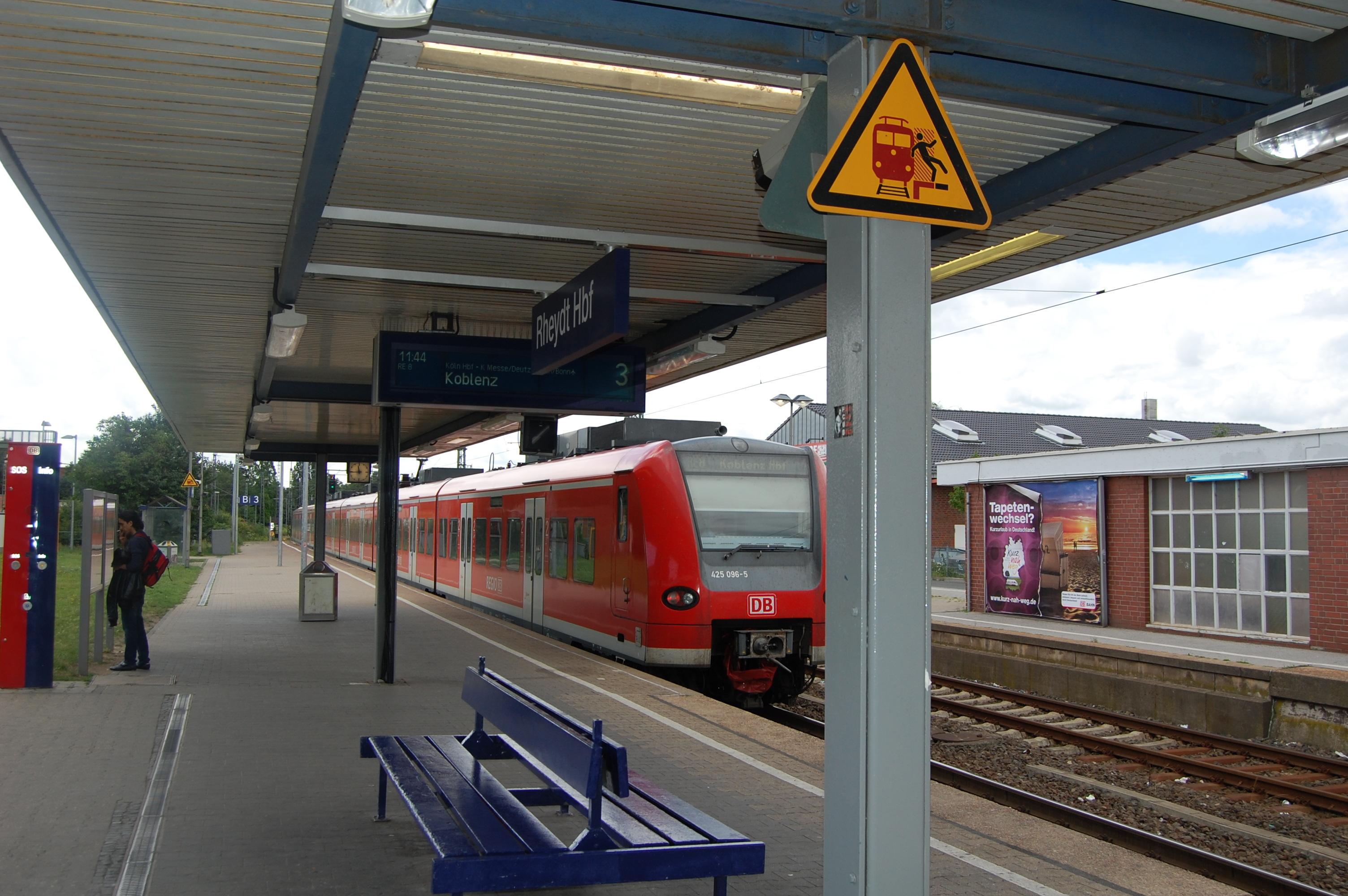 Bahnverbindung Köln Düsseldorf