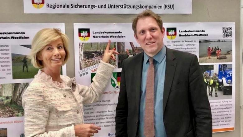 Parlamentarische Begegnung Bundeswehr