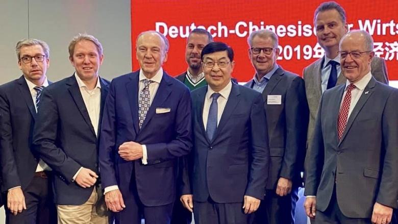 Deutsch-Chinesischer Wirtschaftstag