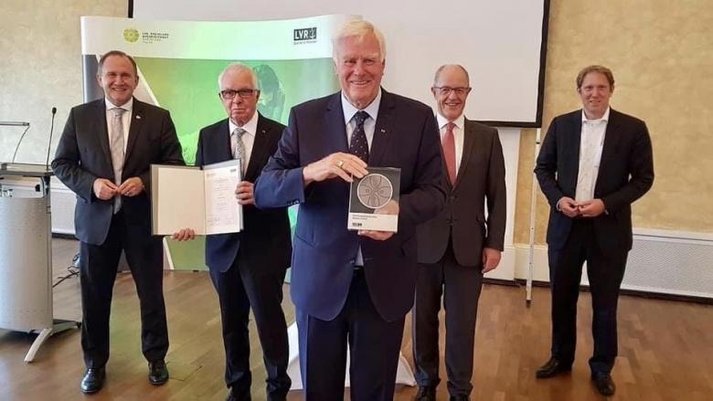 Rheinlandtaler für Bernd Gothe