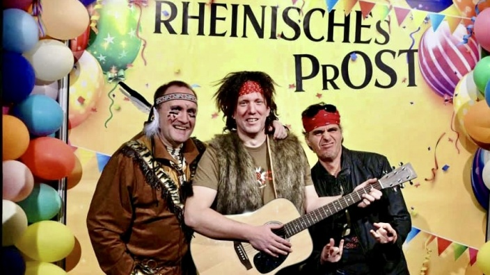 Karneval in Mönchengladbach 2020