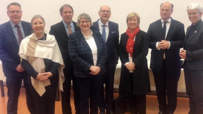 Präsidentenwechsel an der Hochschule Niederrhein