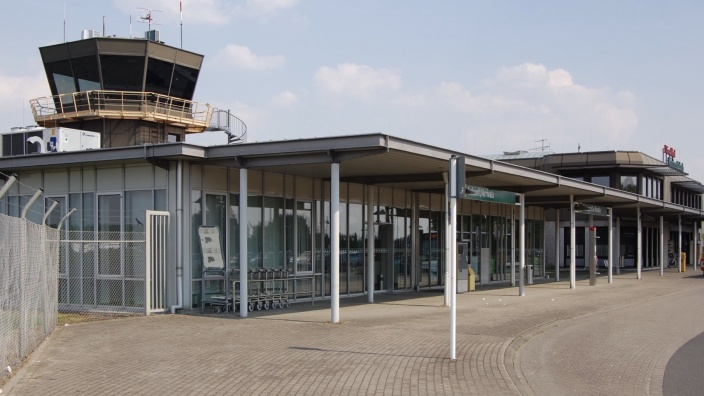Flughafen MG
