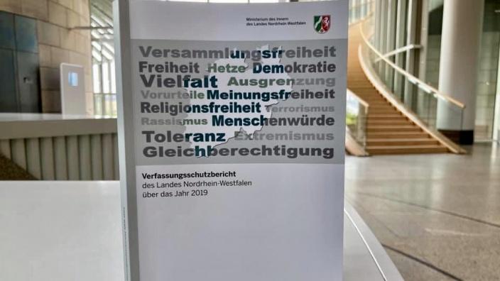 Verfassungsschutzbericht 2019