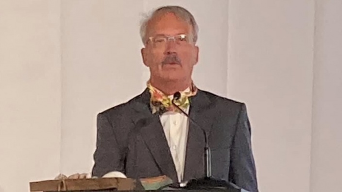 Verabschiedung von Prof. Dr. Wolfgang Kölfen