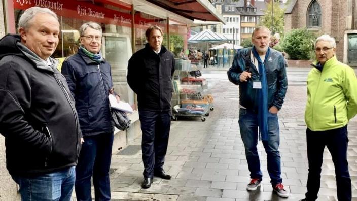Mönchengladbach ist Mitgliede beim AGFS