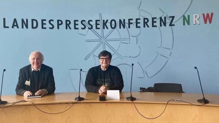 Riethdorf und Hurtz im Landtag