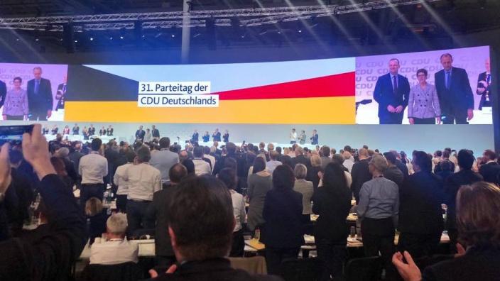 Parteitag CDU