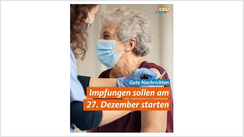 Corona-Impfungen Mönchengladbach