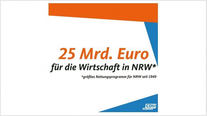 Rettungsprogramm NRW