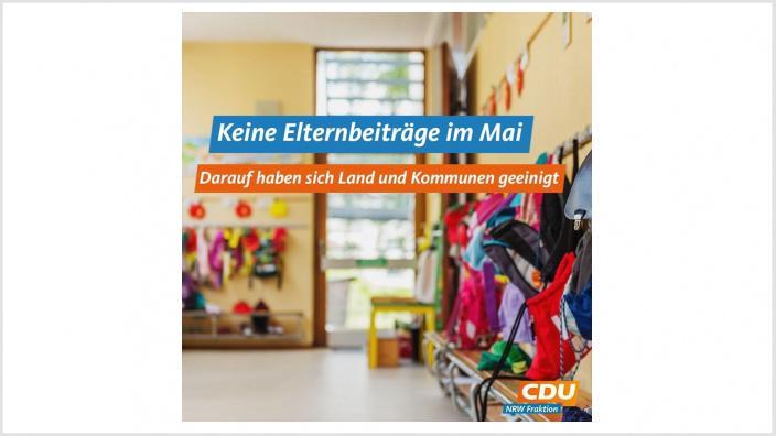 Kindergartenbeiträge