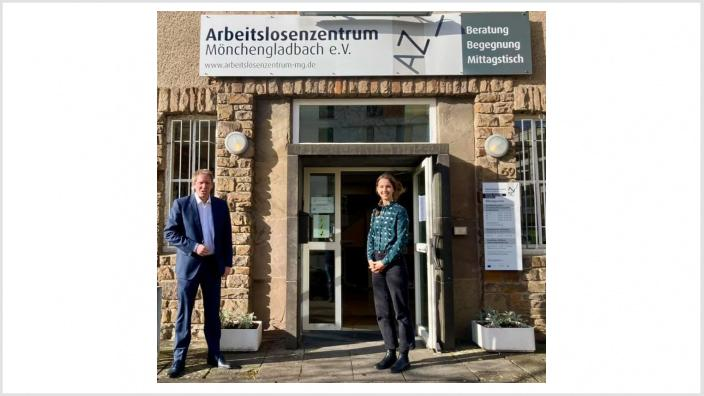 Arbeitslosenzentrum MG